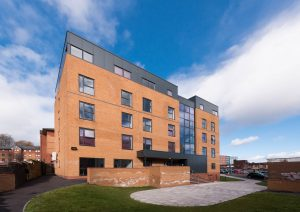 STUDENT ACCOMMODATION IN STOKE - POULSON HOUSE