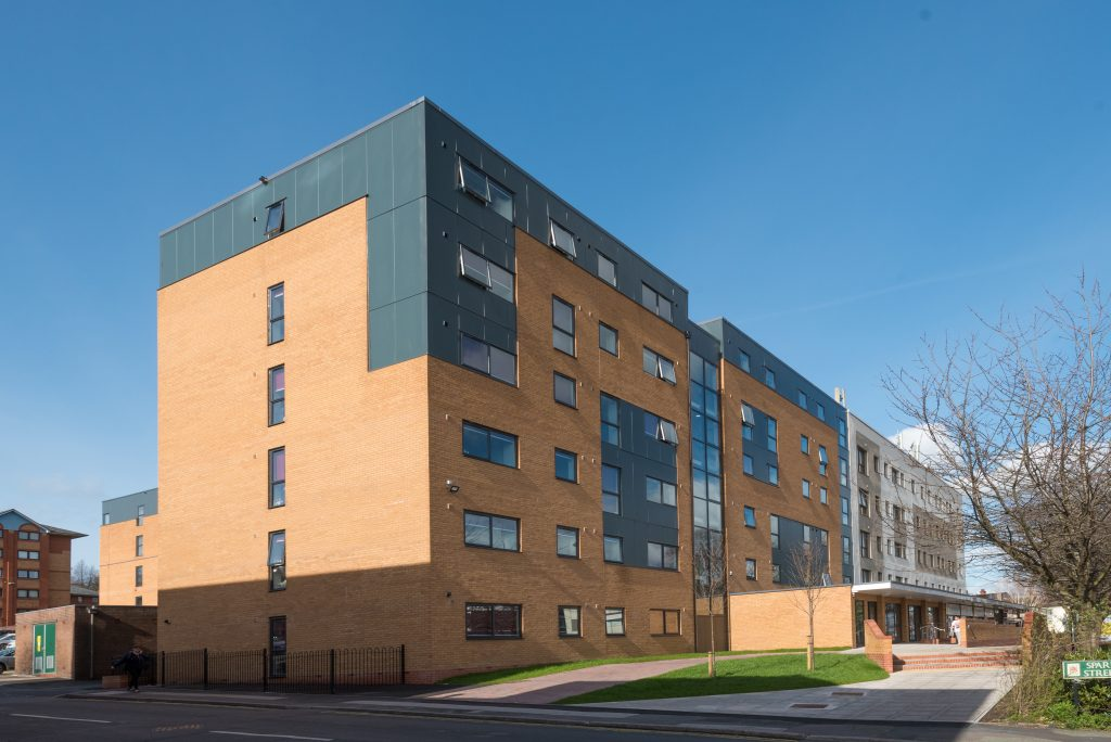 Student accommodation in Stoke-on-Trent - Kiln House