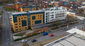 Stoke student accommodation